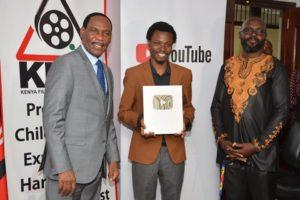 KFCB OFFERS 1M CASH AWARD TO YOUTUBE CONTENT CREATORS