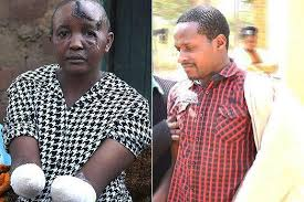 Man who Chopped off Wifes Hands Jailed for 30 Years